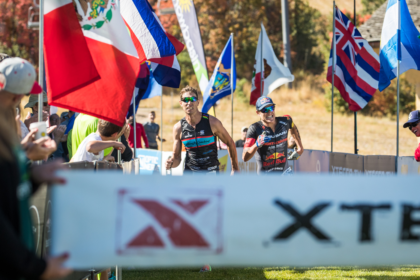 SLIDE FOR VICTORY IN XTERRA USA CHAMPS, CURRIE'S HARDEST-FOUGHT FINISH