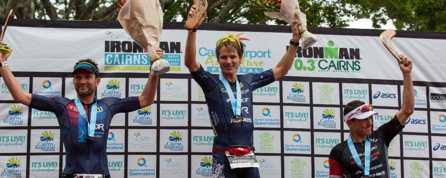 PODIUM FINISH FOR CURRIE IN ASIA PACIFIC IRONMAN CHAMPS