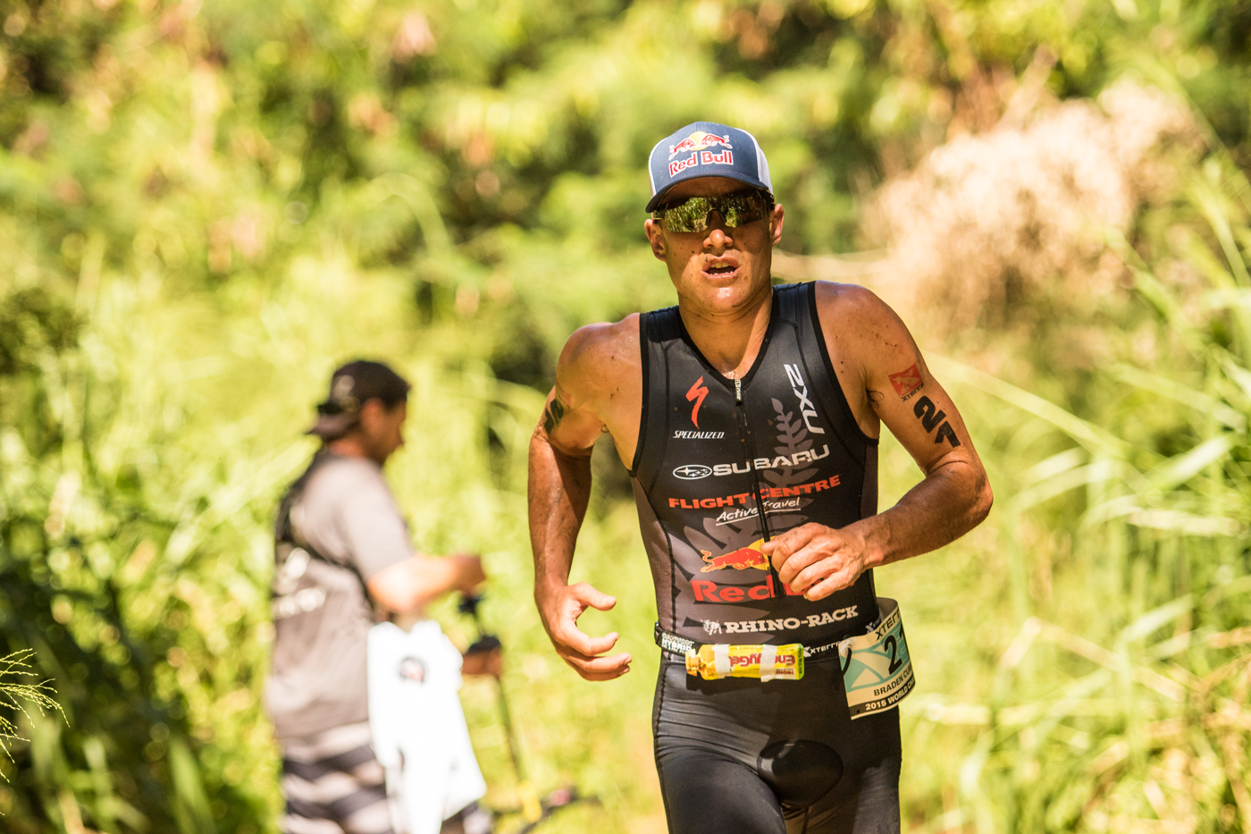 BRADEN CURRIE IS ONE STEP AWAY FROM WORLD XTERRA DOMINATION