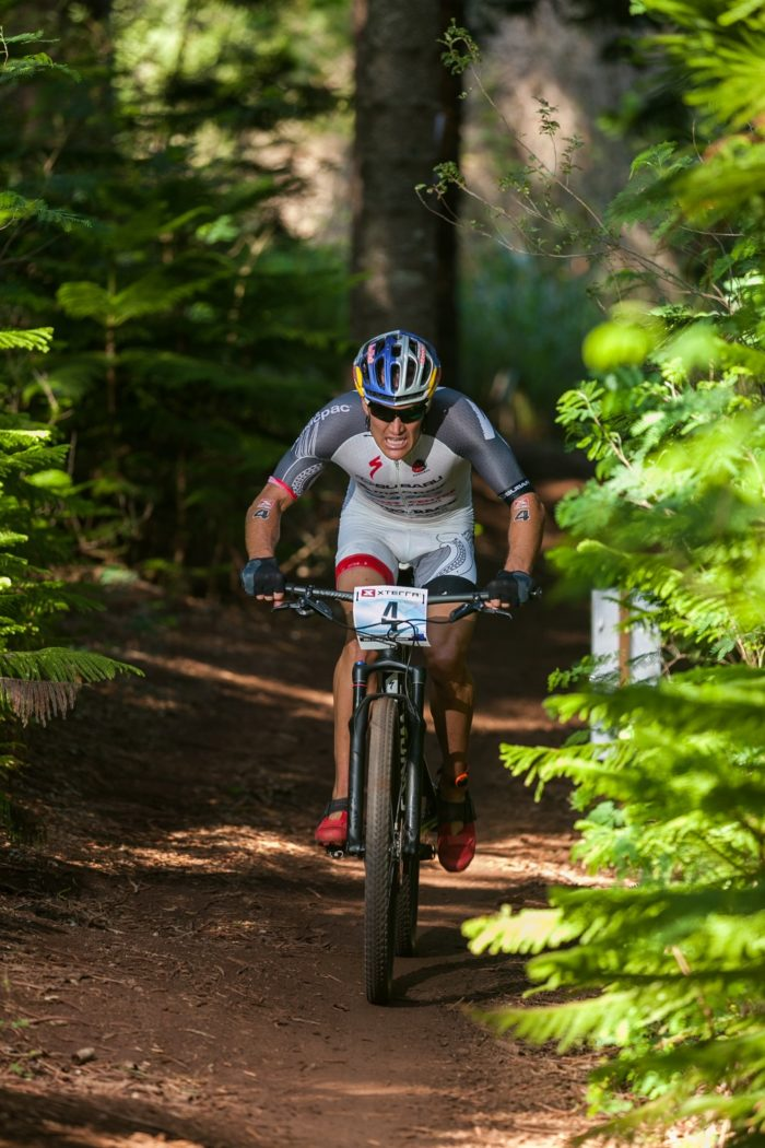 CURRIE HOLDS HIS OWN AT THE WORLD XTERRA CHAMPIONSHIPS