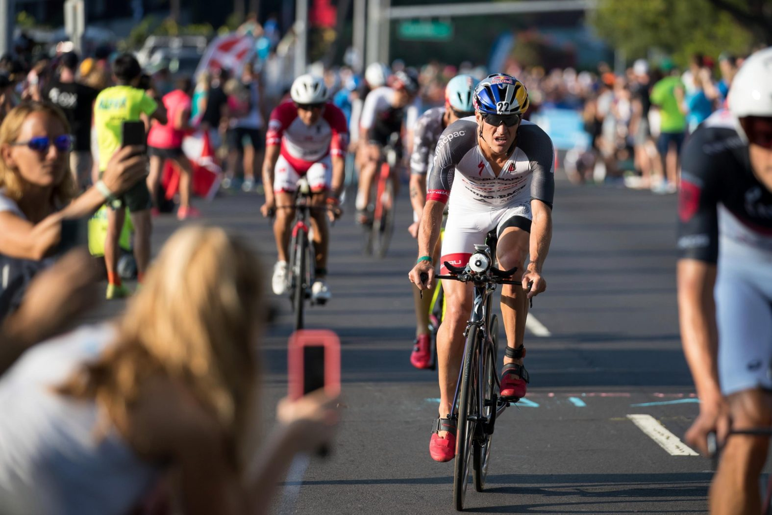 TOUGH WORLD IRONMAN DEBUT FOR CURRIE IN HAWAII