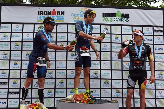 Ironman Cairns 2017