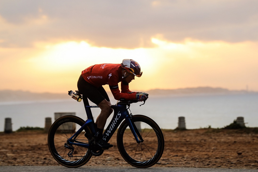 DEBUT IRONMAN 70.3 WORLDS SOUTH AFRICA