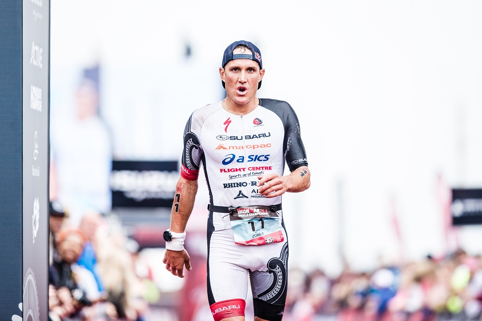 CURRIE FINISHES TOP TEN AT THE IRONMAN 70.3 WORLD CHAMPIONSHIPS
