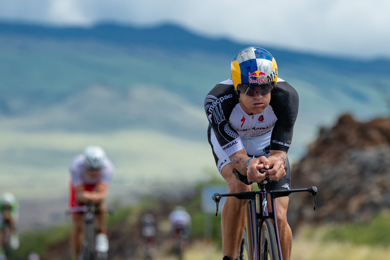 CURRIE TRIUMPHS WITH A TOP FIVE AT KONA WORLD IRONMAN CHAMPS